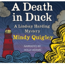 A Death in Duck is now an audiobook